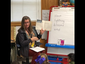 Interactive Read Alouds Using Semantic Impressions