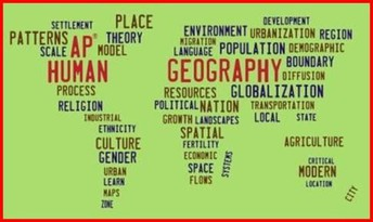 AP Human Geography Summer Assignment