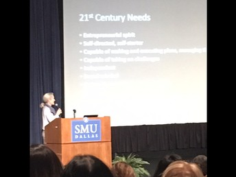 Dr. Lillard @ SMU