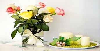 Learn How To Make More Money With White Flower Centerpieces