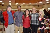 MLK Scholarship Recipients