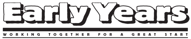 Early Years February publication February ~ Bullying: Prevention begins now.