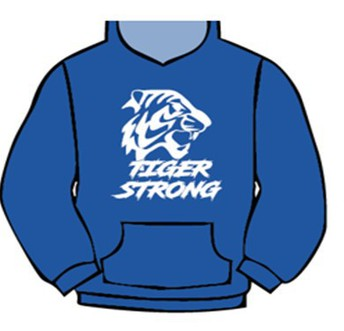 Purchase your student a 2020-2021 McCormick Tiger Hoodie!