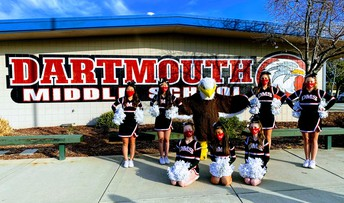 Dartmouth Cheerleader Tryouts