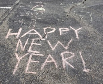 I Love School- Happy New Year!