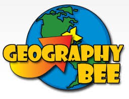 4th & 5th grade Geography Bee