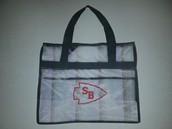 Snow Gear/Stadium Bag Sale
