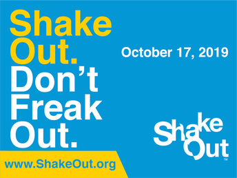 The Great California Shakeout!
