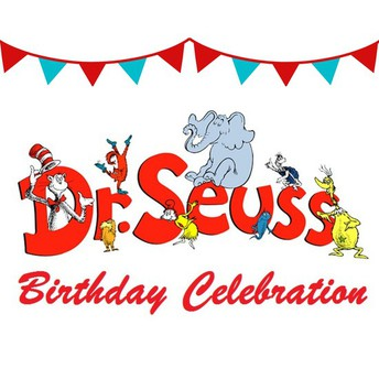 Dr. Seuss Birthday Bash, This Friday 2/28!