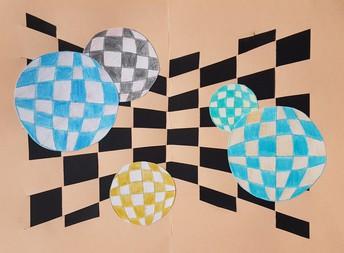 Grace Beattie, 7th grade, Illusions