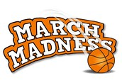 March Madness reading challenge for 3rd graders