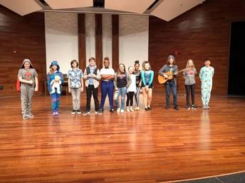 WMS Talent Show