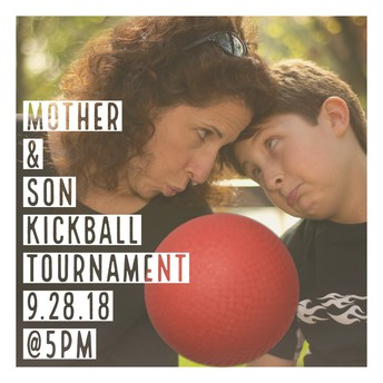 Mother/Son Kickball Tournament