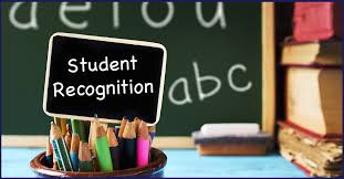 NEW: Student Recognition for Semester 1