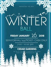 2018 Winter Ball
