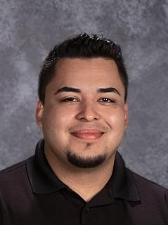 Basilio Gonzales, School Counselor