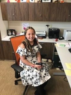 A Guest Post from Miss Martinez, Principal for the Day