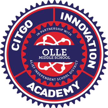 The CITGO Innovation Academy at Olle Middle School was awarded a $10,000 Best Buy Foundation grant.