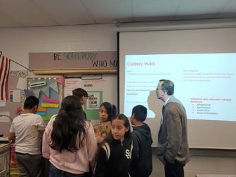 CLR Lab Classroom Visits