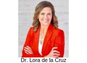 photograph of Lora de la Cruz