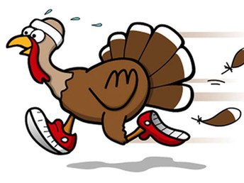 November Turkey Trot Fun Run!