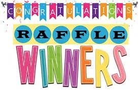 Ice Cream Social Basket Winners!