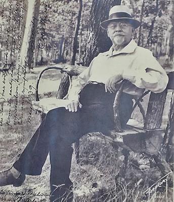 Conductor Carl Busch