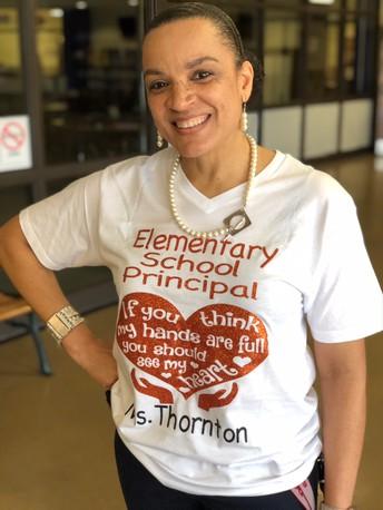 Yvonne M. Thornton