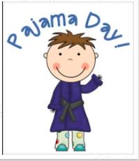 PJ Day- December 5th
