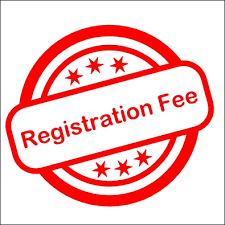 Registration Fees: