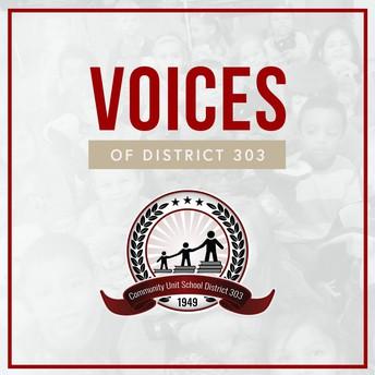 Podcast - Las voces del D303
