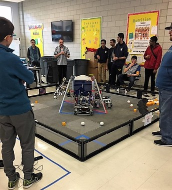 Andover Robotics Club (ARC) will host FIRST/FTC Qualifier