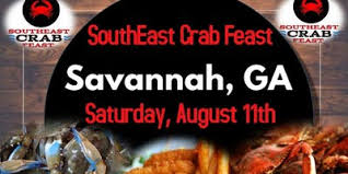 SOUTHEAST CRAB FEAST ON 11 AUGUST