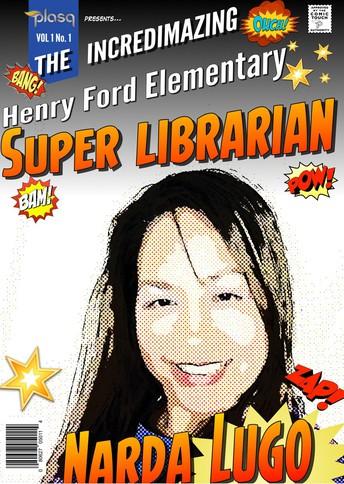 Narda Lugo Librarian, MLS