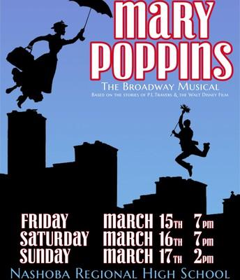 Nashoba Drama presents Mary Poppins