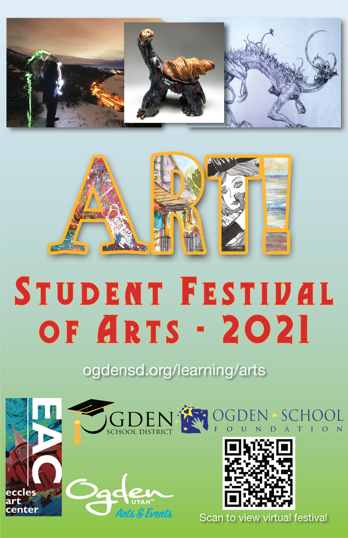 Ogden School District Festival of Arts 2021