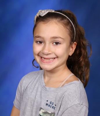 Third Grade -  Arianna
