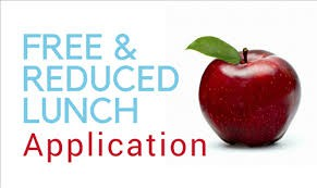 Free and Reduced Lunch Appliction