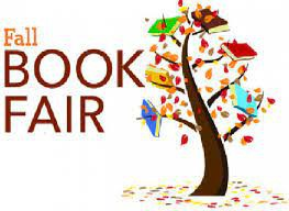 Book Fair: Oct. 26-Nov. 8