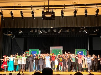 The Wizard of OZ Performances