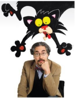 Author Visit Nick Bruel