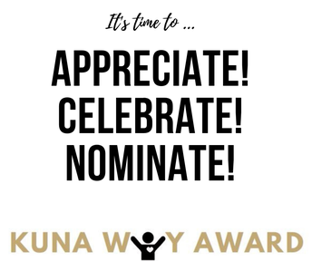 Nominations due Sept. 30!