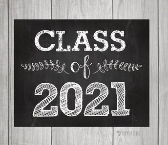 Class of 2021 - Sierra Bound