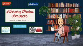 Siuslaw High School Virtual Library!