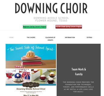 Choir Booster Club General Meeting