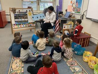 Preschool Read Aloud