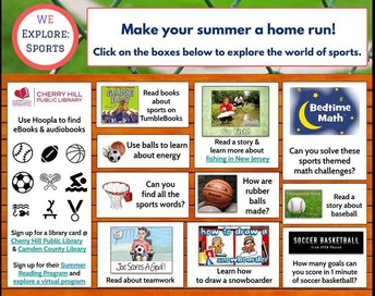 Summer Learning Adventure (Incoming K-5)