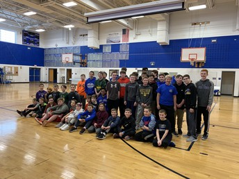 Boys Basketball - Recognized