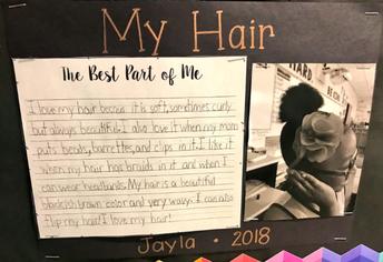 Jayla, My Hair...