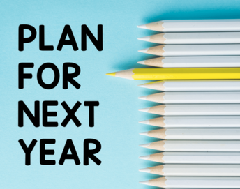 Your Intentions for Next School Year?